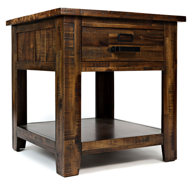 Jofran Inc. Cannon Valley Occasional Group-1510 Occasional Table Group 1