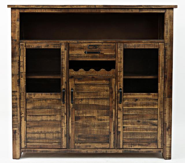 Jofran Inc. Cannon Valley Wine Cabinet-1511-89