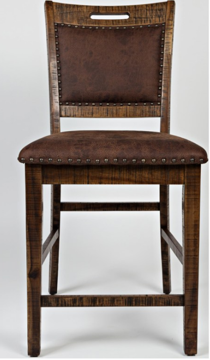 Jofran Inc. Cannon Valley Counter Stool-1511-BS380KD