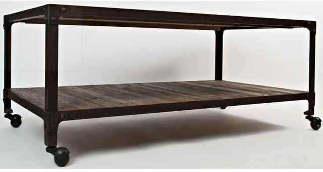 Jofran Inc. Franklin Forge Cocktail Table-1540-1