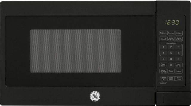 GE® Countertop Microwave-Black-JES1072DMBB