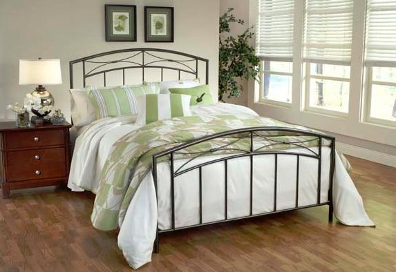 Hillsdale Furniture Morris Queen Bed-1545-500