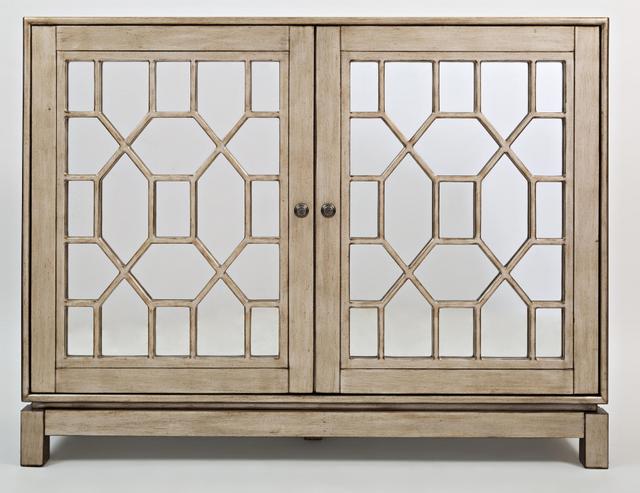 Jofran Inc. Casa Bella Mirrored Console-1550-50