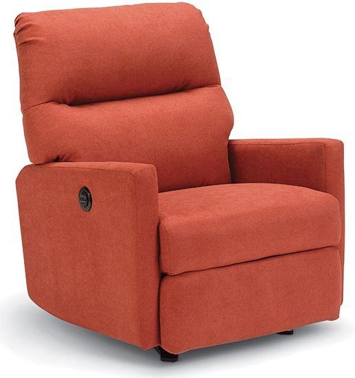 Best Home Furnishings® Covina Red Rocker Recliner-1A77