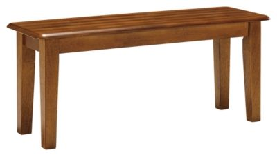 Ashley® Berringer Rustic Brown Large Dining Bench-D199-00