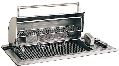 Fire Magic® Legacy Regal I Collection 34 Series Countertop Grill-Stainless Steel-34-S2S1N-A