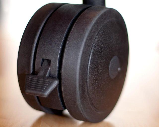Salamander Designs® Archetype Dual Wheel Casters-WHEEL