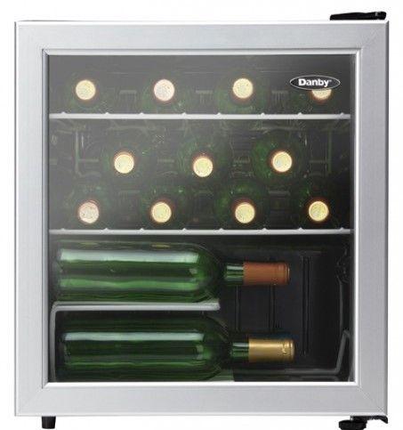 Danby® 1.8 Cu. Ft. Platinum Wine Cooler-DWC172BLPDB