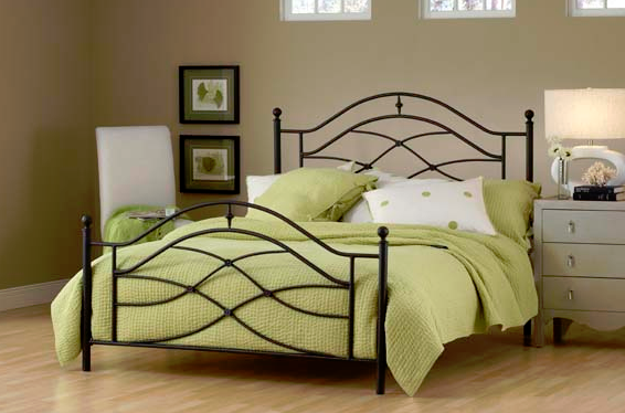 Hillsdale Furniture Cole Queen Bed-1601-500