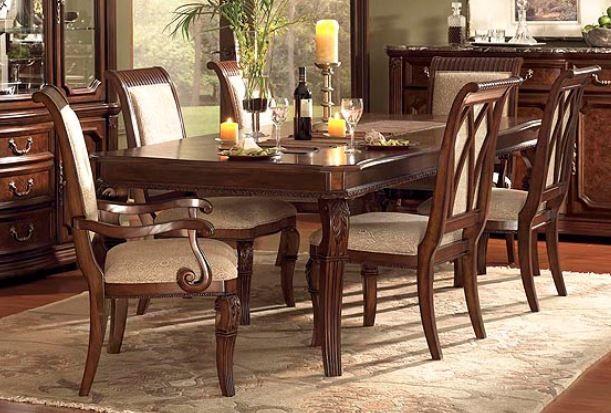 Wynwood Granada Rectangular Dining Table-1604-30