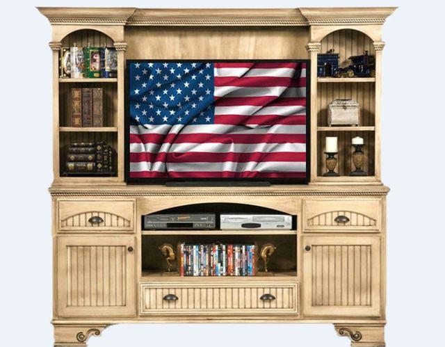 American Heartland Deluxe TV Stand-16082