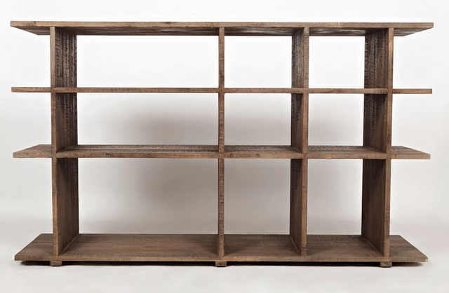 Jofran Inc. Conundrum Bookcase-1609-4