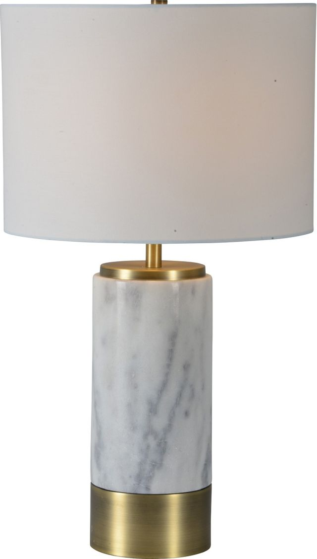 Renwil® Hainsworth Antique Brass Table Lamp-LPT890