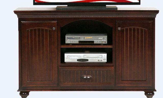 American Heartland Poplar Deluxe TV Stand-16156
