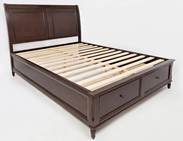 Jofran Inc. Avignon Youth Queen Storage Bed-1619-858687888KT