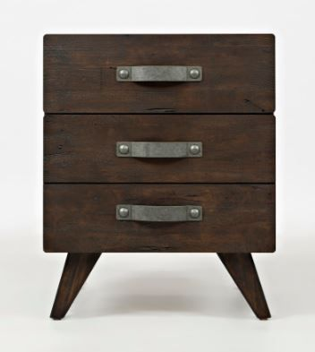 Jofran Inc. Sumatra Modern End Table-1622-3