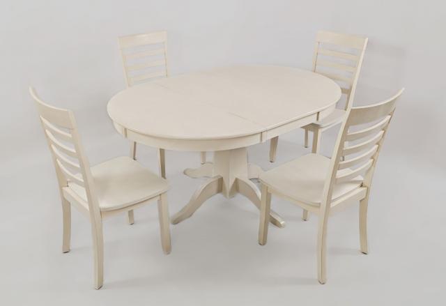 Jofran Inc. Everyday Classics Kitchen Table Set-1629-60B-60T-4x912KD