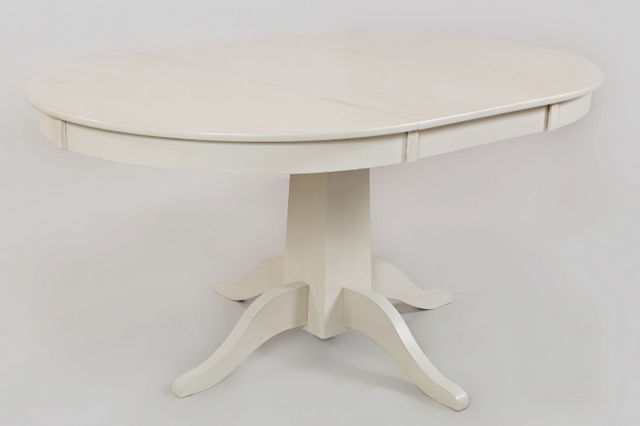 Jofran Inc. Everyday Classics Round to Oval Dining Table-1629-60B-60T