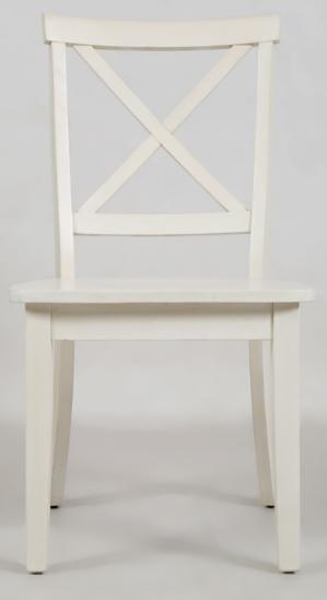 Jofran Inc. Everyday Classics X Back Dining Chair-1629-915KD