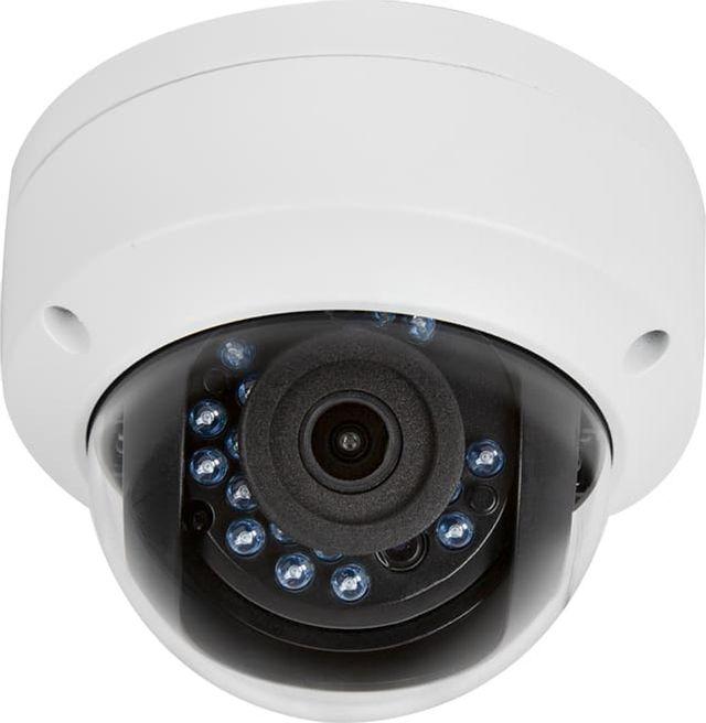 SnapAV Luma Surveillance™ 110 Series White Dome Analog Camera-LUM-110-DOM-A-WH