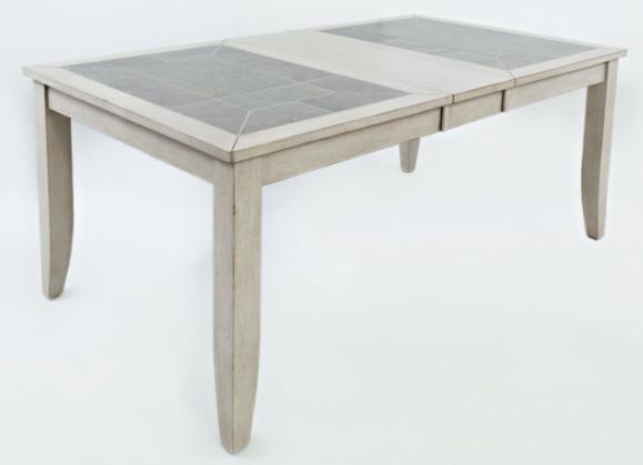 Jofran Inc. Sarasota Springs Tiled Extension Dining Table-1638-72
