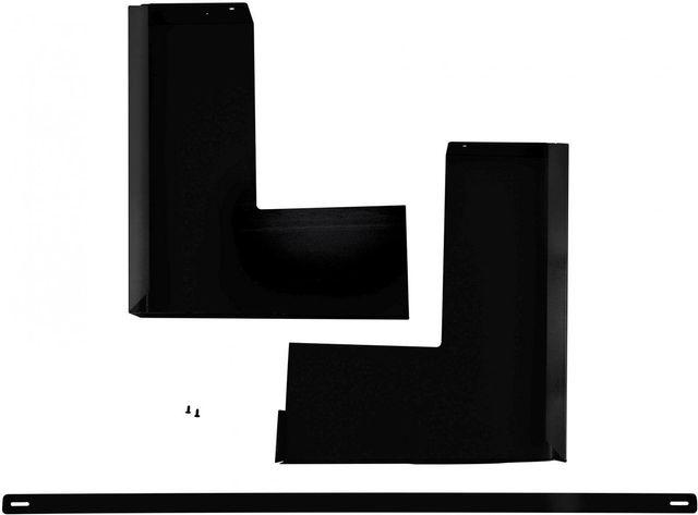 "GE® 36"" Black Over-The-Range Microwave Accessory Kit-JX36BBB"