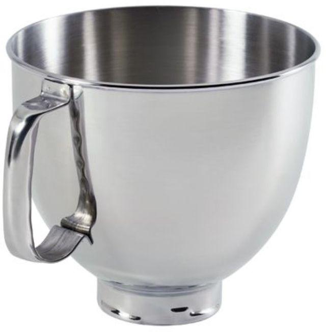 KitchenAid® 4.8 L Stainless Steel Tilt Head Bowl with Handle-K5THSBP
