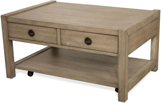 Riverside Furniture Perspectives Small Coffee Table-28103