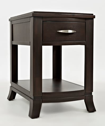 Jofran Inc. Downtown Chairside Table-1687-7