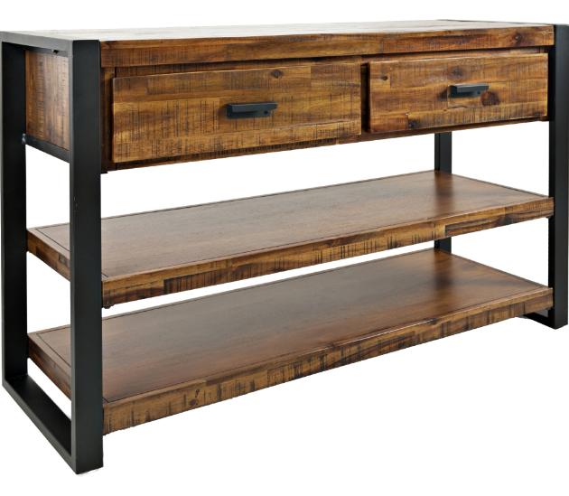 Jofran Inc. Loftworks Sofa Table-1690-9