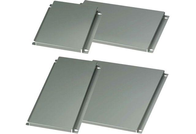 Crestron® Universal Mounting Plate-CAEN-UMP2X2