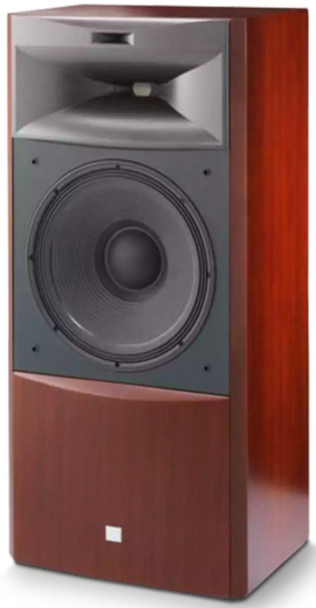 "JBL Synthesis® S4700 Cherry Wood 15"" Floor Standing Speaker-S4700"
