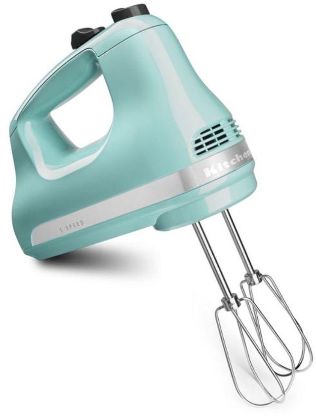 KitchenAid® Ultra Power™ Aqua Sky Hand Mixer-KHM512AQ