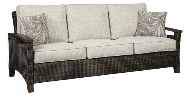 Signature Design by Ashley® Paradise Trail Sofa with Cushion-P750-838