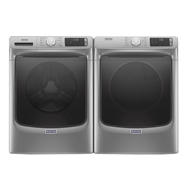 Maytag® Laundry Pair-Metallic Slate-MALAUMGD6630HC