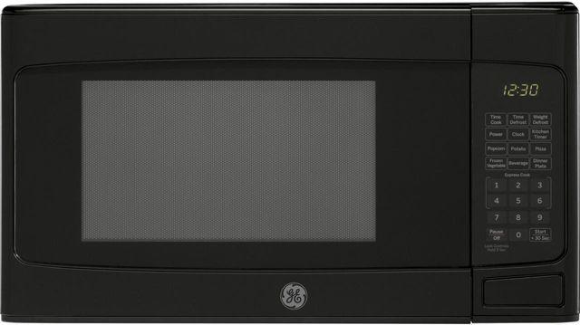 GE® Countertop Microwave Oven-Black-JES1145DMBB-JES1145DMBB