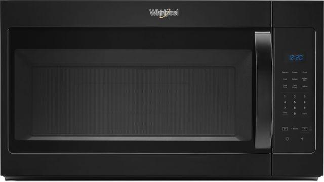 Whirlpool® Over the Range Microwave-Black-WMH31017HB