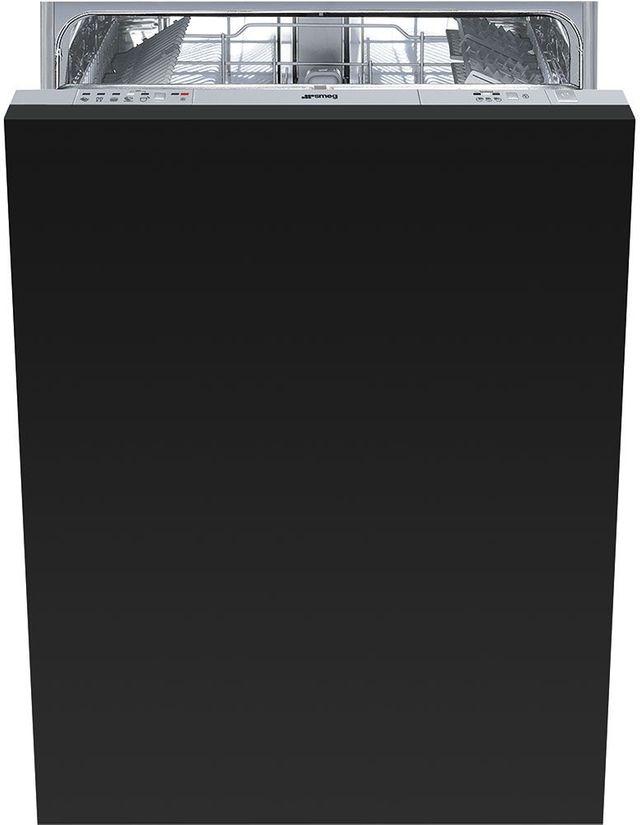 "Smeg 24"" Built In Dishwasher-Panel Ready-STU8649"
