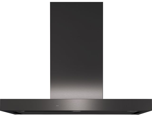 "GE Profile™ 36"" Black Stainless Steel Wall Hood-UVW9361BLTS"