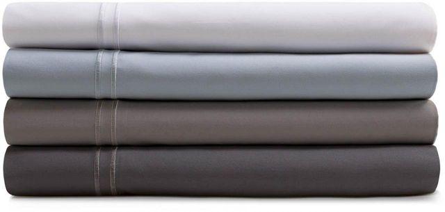 Malouf® Sleep Woven™ Supima® Premium Smoke King Pillowcase-MAS6KKSMPC