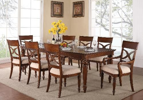 Wynwood American Heritage Table and Chair Set-1809-SET