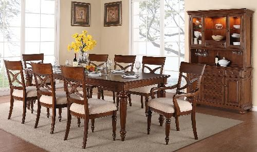 Wynwood American Heritage Dining Room Collection-1809D-COLLECTION