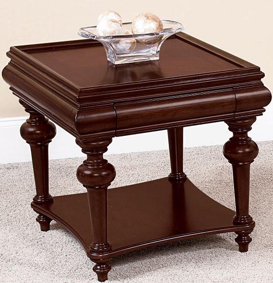 Wynwood Harrison R End Table-1815-03