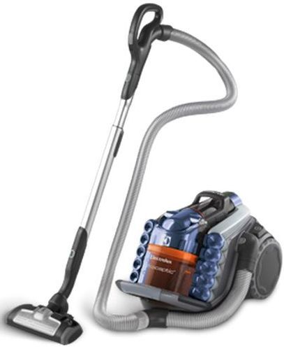 Electrolux UltraCaptic Canister Vacuum-Steel Blue-EL4560A