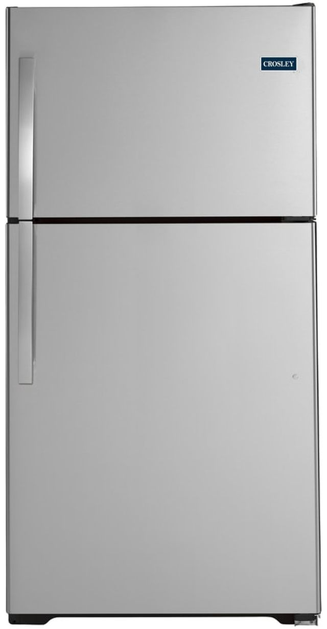 Crosley® 21.9 Cu. Ft. Stainless Steel Top Mount Refrigerator-XRS22KGASS