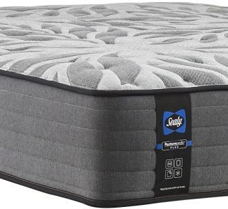Sealy® Satisfied II Innerspring Tight Top Ultra Firm Queen Mattress-52680151