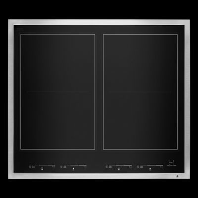 """JennAir® 24"""" Stainless Steel Induction Cooktop-JIC4724HS"""