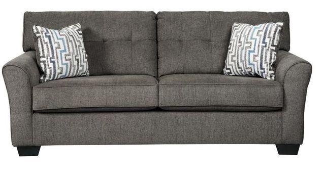 Benchcraft® Alsen Granite Full Sofa Sleeper-7390136