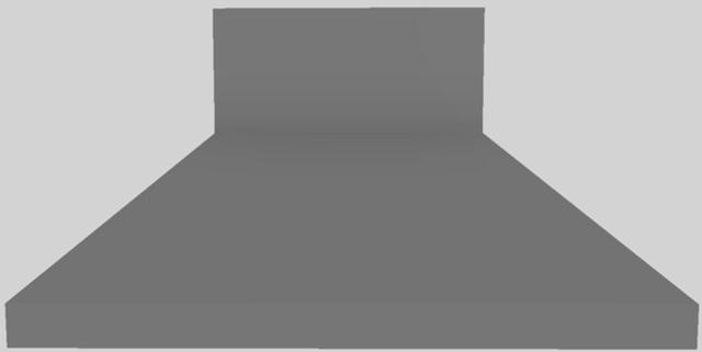 """Vent-A-Hood® 60"""" Euro-Style Wall Mounted Range Hood-Gunsmoke-EPTH18-360 GS"""