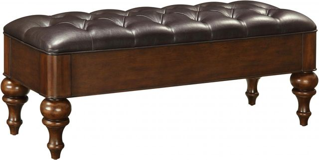 Coast to Coast Imports™ Brown Accent Bench-56313
